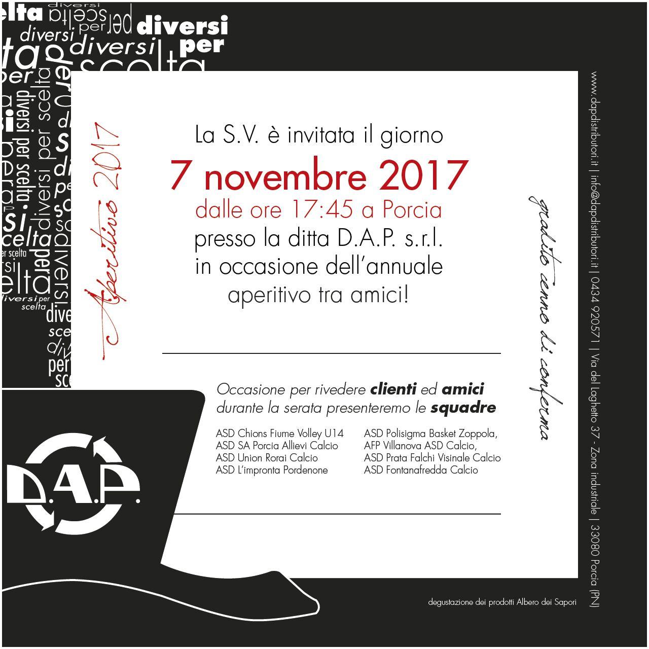 Invito 2017